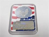 2020 American Eagle, Silver 1 Dollar Proof