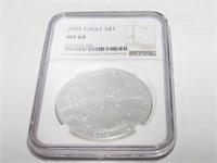 2005 American Eagle, Silver 1 Dollar