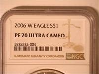 2006 American Eagle, Silver 1 Dollar Proof