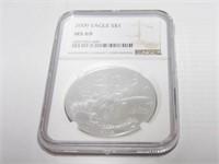 2009 American Eagle, Silver 1 Dollar