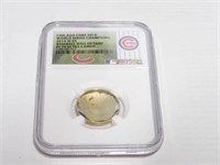 2014 Comm. Gold 5 Dollars Baseball Hall of Fame