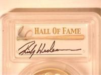 2014 Comm. Silver - National Baseball Hall of Fame