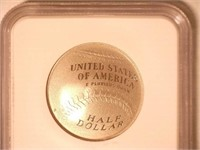 2014 Comm. Silver, Baseball Hall of Fame, Proof