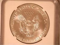 2018 American Eagle, Silver 1 Dollar