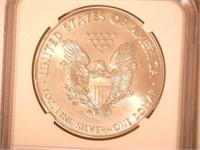 2020 American Eagle, Silver 1 Dollar