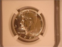 1967 Kennedy 50 Cents SMS