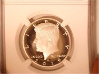 2019 Kennedy 50 Cents .999 Silver, Proof