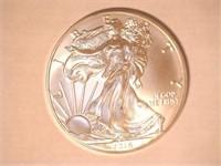 2016 American Eagle, Silver 1 Dollar. 20 QT