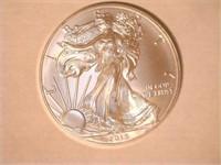 2015 American Eagle, Silver 1 Dollar. 20 QT
