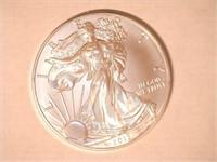 2012 American Eagle, Silver 1 Dollar. 20 QT