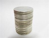 1953 Franklin 50 Cents. 20 QT