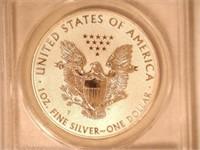 2011 American Eagle, Silver 1 Dollar Reverse Proof
