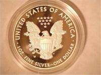 2011 American Eagle, Silver 1 Dollar Proof