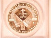 2019 Comm Silver American Legion 100th Anniversary