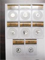 8-2018 Washington 25 Cents