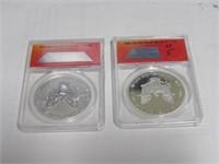 2-2012 American Eagle, Silver 1 Dollar Proof