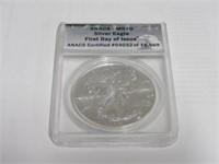 2014 American Eagle, Silver 1 Dollar