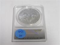 2014 American Eagle, Silver 1 Dollar Burnished