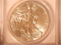 3-2017 American Eagle, Silver 1 Dollar