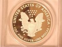 2018 American Eagle, Silver 1 Dollar Proof