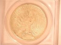 1922 Peace 1 Dollar