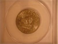 1979 Susan B Anthony 1 Dollar Narrow Rim, Far Date