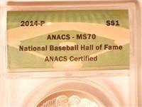 2014 Comm. National Baseball Hall of Fame