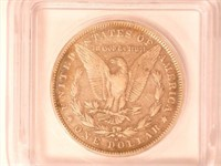 1881 Morgan 1 Dollar