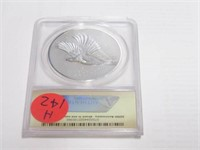 2017 Silver Medal Medallions Reverse Proof