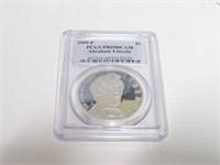 2009 Comm. $1, Silver Abraham Lincoln Bicentennial