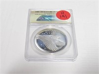 2017 Silver Medal Medallions Proof