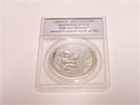 2013 Koala 1 AUD .999 Silver