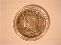 1921 Comm. 50c, Silver 50 Cents Alabama