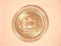 1936 Comm. Silver 50 Cents Delaware Tercentenary