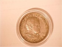 1922 Comm. 50c, Silver 50 Cents Ulysses Grant