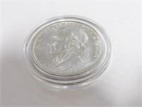 1935 Comm. 50c Silver Daniel Boone Bicentennial