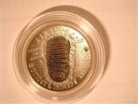 2019 Comm. Silver 50 Cents Apollo 11 Anniversary
