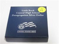 2007 Comm. Silver Little Rock Central H.S.