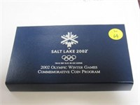2002 Comm.  Silver Salt Lake City Olympic Games.