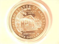 1999 Comm. Silver 1 Dollar Dolley Madison, Proof