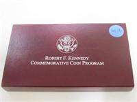 1998 Comm. $1, Silver 1 Dollar Robert F. Kennedy