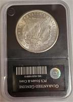 """1899 """"O"""" - MORGAN SILVER DOLLAR (72)"""