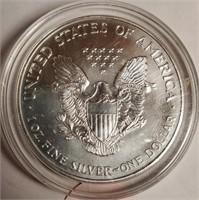 1999 - SILVER AMERICAN EAGLE (50)