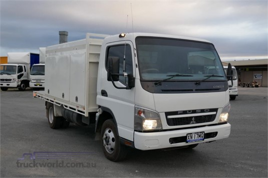 2010 Fuso Canter 3.5 - Trucks for Sale