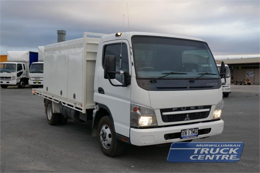 2010 Fuso Canter 3.5 Murwillumbah Truck Centre - Trucks for Sale