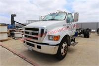 Ford F-650 Truck