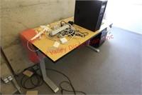 Electronic Riser Desk