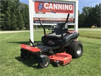 Lawnmowers, Tractors, Truck, Camper & Implement ONLINE ONLY