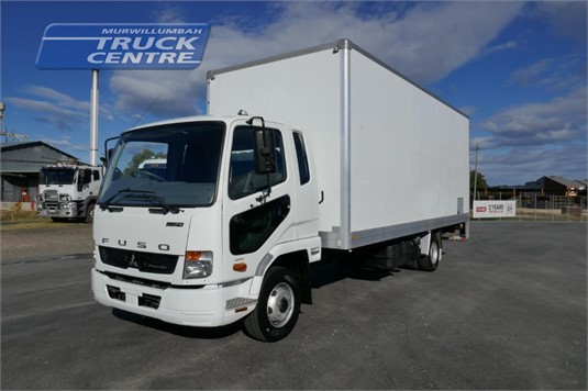 2017 Fuso Fighter 1024 Auto Murwillumbah Truck Centre - Trucks for Sale