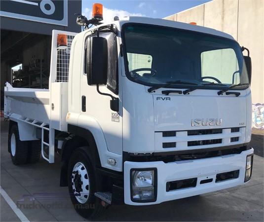 2009 Isuzu FVR 1000 Long - Trucks for Sale